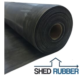 1.14mm Shed Rubber EPDM Membrane