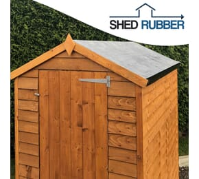 6ft x 3ft Apex Shed Roof Kit (2.5m x 1.2m)