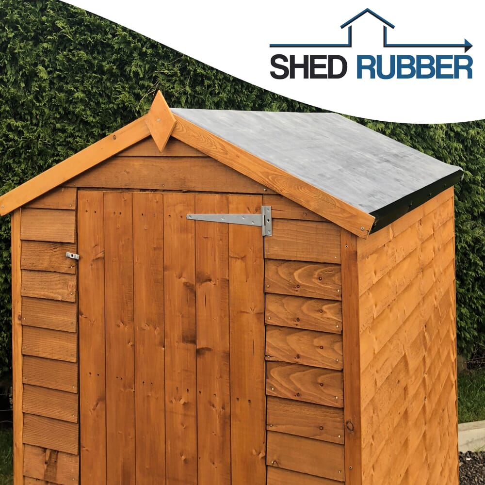 5ft x 7ft Apex Shed Roof Kit (2m x 2.4m)