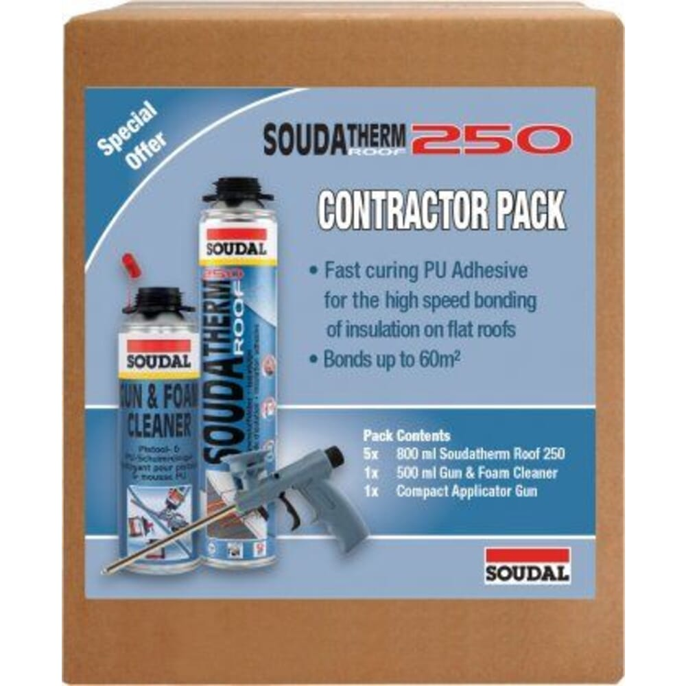 SOUDA-THERM 250 CONTACTOR PACK