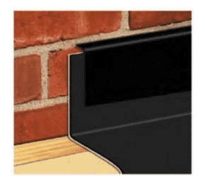 Metal Wall Flashing Trim