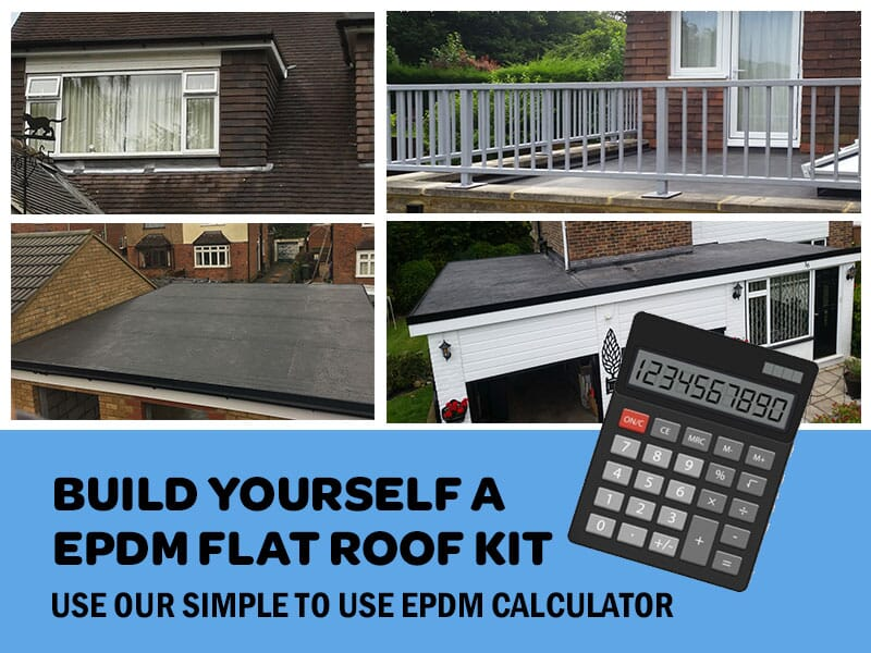 EPDM RUBBER ROOFING MEMBRANE CALCULATOR