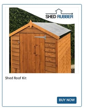 Buy your shed roofing repair kits online